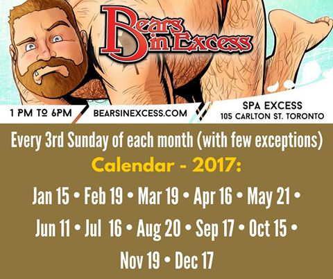 bears-in-excess-calendar-2017