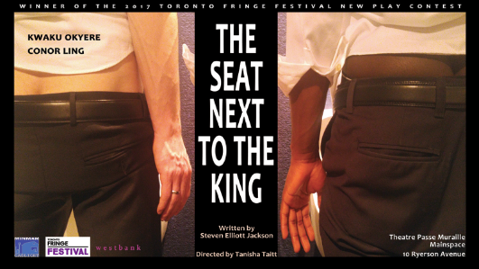 Postcard - The Seat Next to the King - picture